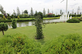 Ūkininko V. Cibo sodybos parkas