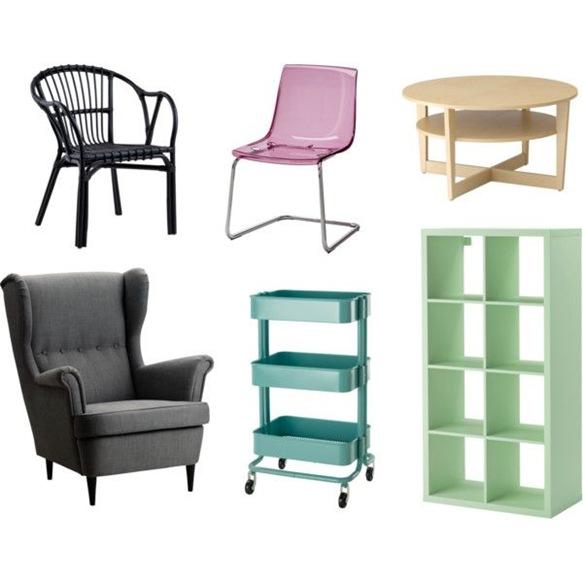 ikea furniture wish list