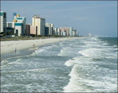 شاطئ ميرتل، جنوب كارولينا، الولايات