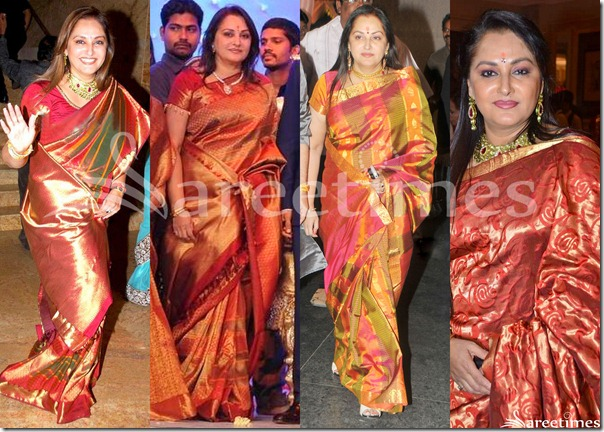 Jayaprada_Traditional_Silk_Sarees