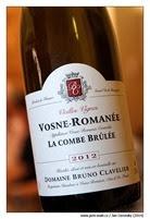 Bruno-Clavelier-Vosne-Romanée-La-Combe-Brulée