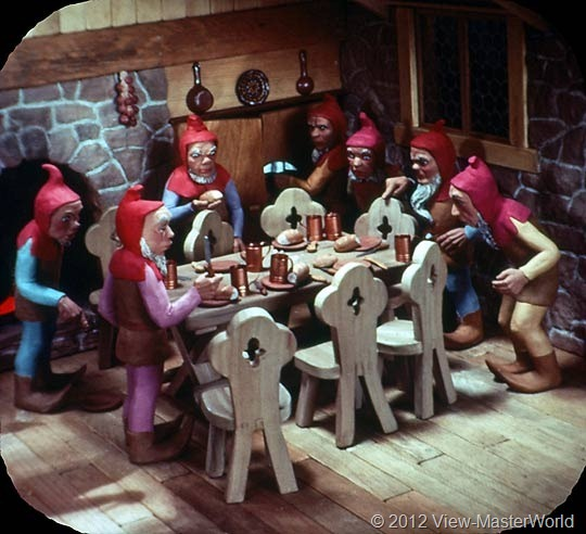 View-Master Snow White and the Seven Dwarfs (B300), Scene 11