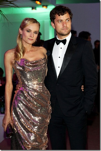 Diane Kruger 65th Anniversary Party Red Carpet YLo54ECHvNWl