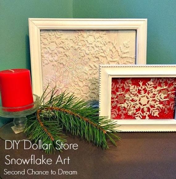 Snowflake Art Title