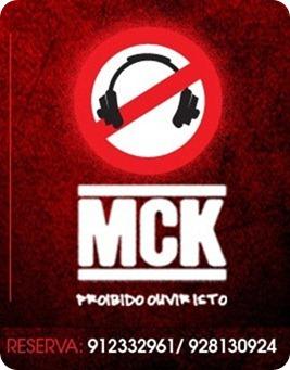 Mc K - Nomes, Rimas e Palavras [Reservas]