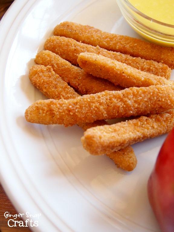 Chicken Fries from Tyson ~ quick chicken dinner
