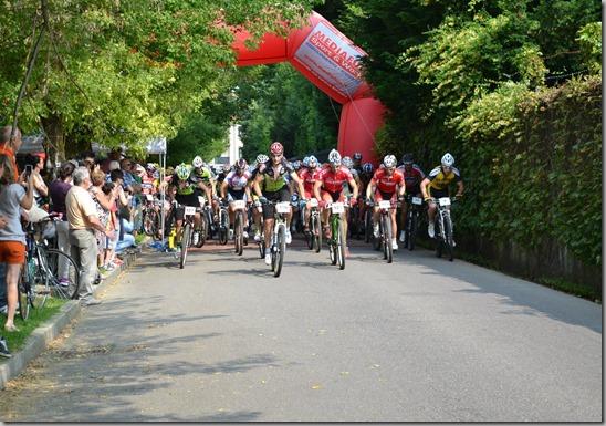 partenza alpin bike