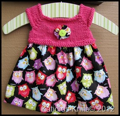 Owlie Dress 001