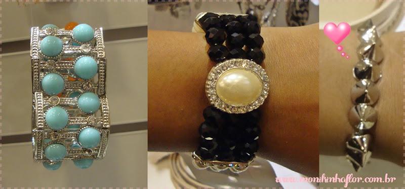 more pulseiras