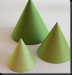 sombrero arbol de navidad