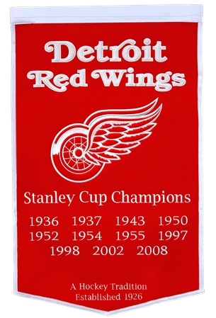 Red Wings Flag