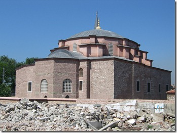 Kucuk Ayasofya (Church of SS. Sergius and Bacchus)