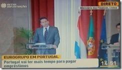 Meta do défice - Portugal não pediu flexibilização. Mai.2013