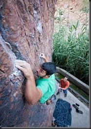 Escalada en canarias, Fataga, climb in canarias. 25