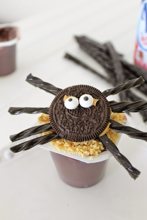 snack pack treats for Halloween