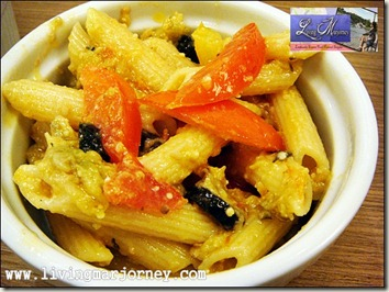 Kenny Rogers Mediterranean Pasta