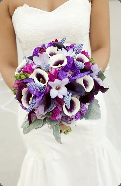 bridal bouq bella flora