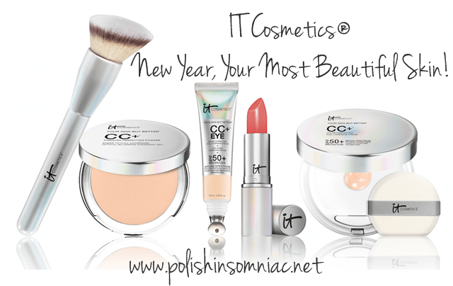 IT Cosmetics® New Year, Your Most Beautiful Skin! Five-Piece Collection