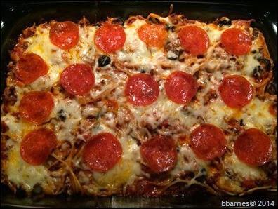 Pizza Casserole 11232014