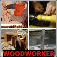WOODWORKER- Whats The Word Answers