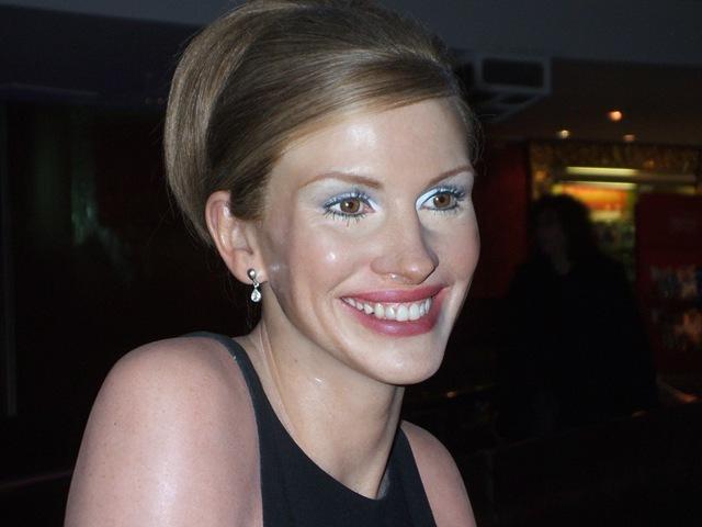 Julia Roberts model at Madame Tussauds