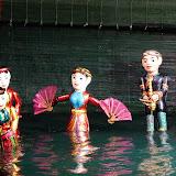 Vanddukketeater i Hanoi