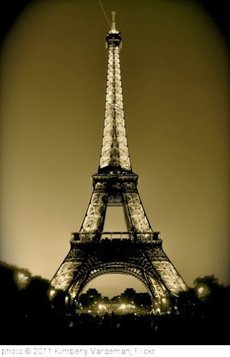 'Eiffel Tower' photo (c) 2011, Kimberly Vardeman - license: http://creativecommons.org/licenses/by/2.0/