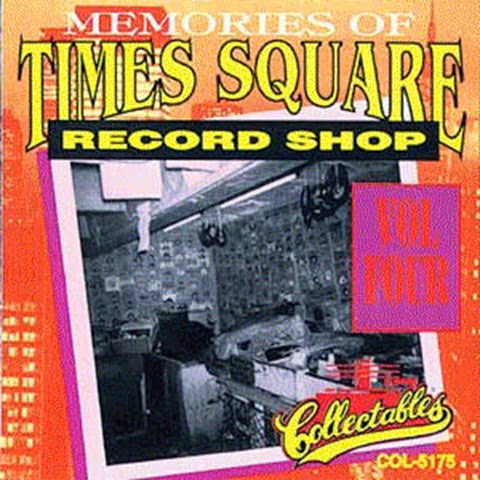 Memories of Times square Records Vol 4