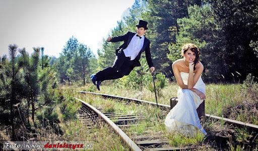 Sesja ślubna Dobiegniew
