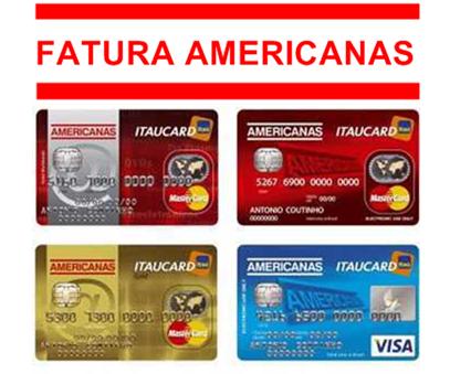 americanas-cartao-de-credito-tirar-2via-fatura-itaucard-www.meuscartoes.com