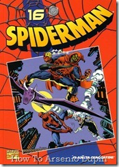 P00017 - Coleccionable Spiderman #16 (de 50)