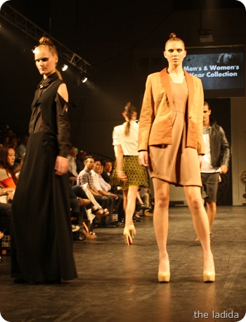 Raffles Graduate Fashion Show 2012 - Junction - Men & Women's Wear Collection (2)