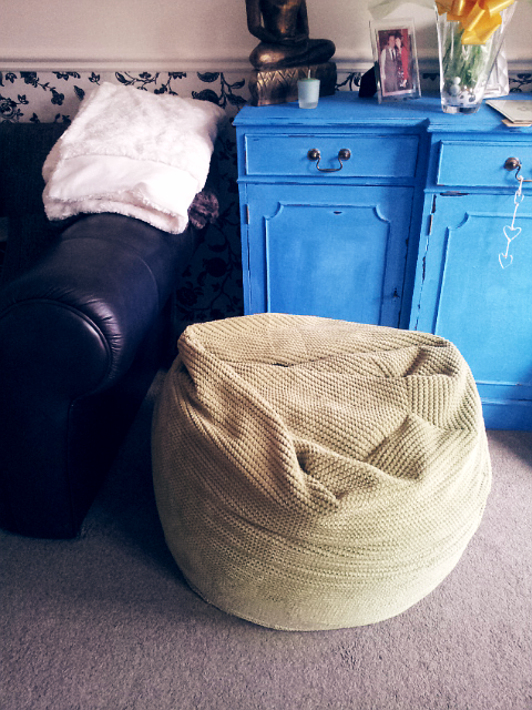Dunelm Mill Hug Bean Bag