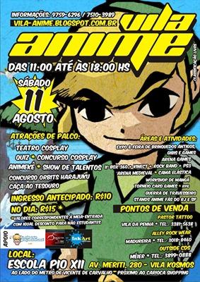 RJ - Vila Anime