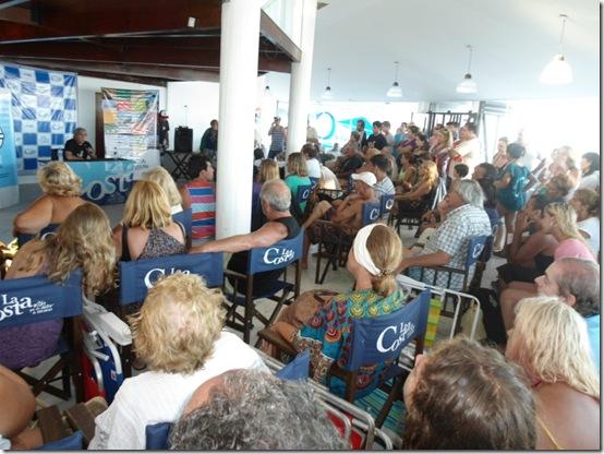 Coco Silly en el Parador Turístico La Costa