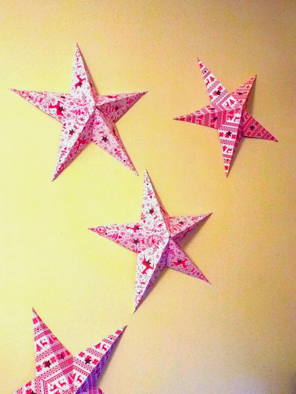 star wall decorations