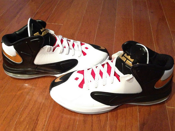 Mike Miller8217s Nike Air Max Ambassador 5 NBA Finals PEs