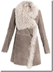 CLOSED Shearling Coat