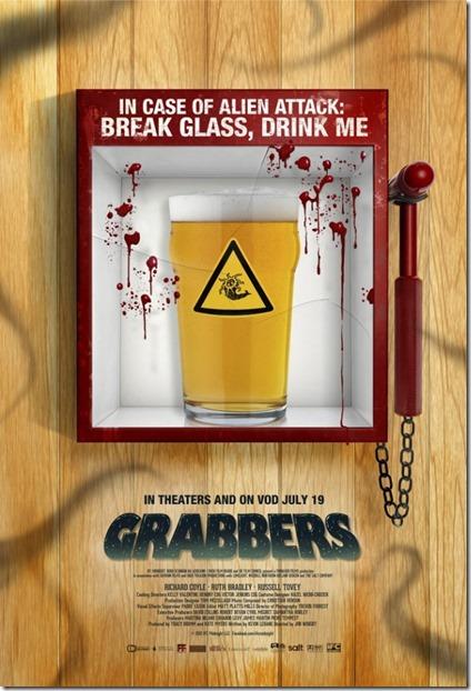 US grabbers poster