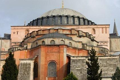 Aya Sofya Turkey 002