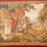 Gobelin 9090, Bouquet au drape, 150x200cm