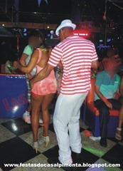 Favricio passista e stripper com uma esposa