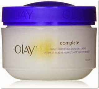 Olay Complete Night Fortifying Moisture Cream