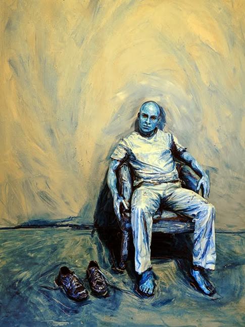 Las increíbles pinturas humanas de Alexa Meade3