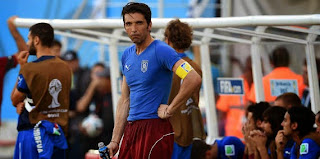 Italie – Buffon défend les cadres italiens