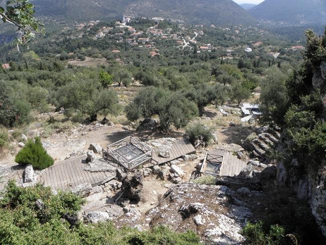 Αρχαιολόγοι: Κινδυνεύει το «ανάκτορο του Οδυσσέα» στην Ιθάκη