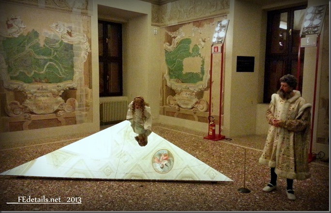 Visite animate al Castello Estense, Ferrara - Animated tours of the Este's Castle, Ferrara, Italy