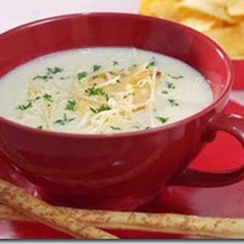 Resep Makanan Sop krem kentang