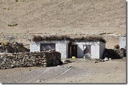 005 Tso Kar maison de village
