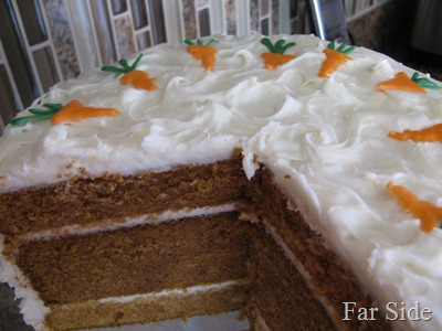 Jens Carrot Cake